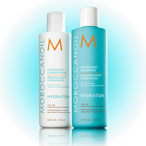 Moroccanoil Shampoo & Conditioner