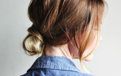 Three Simple Hairstyles you can do in the morning