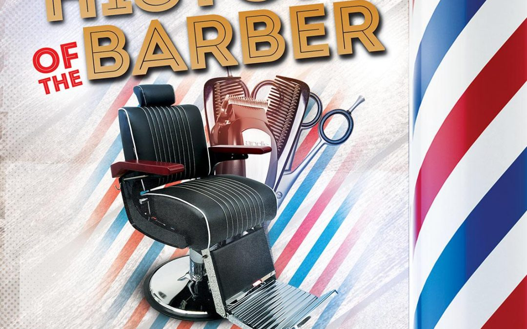 Something For The Weekend Sir? The History of a Barber.